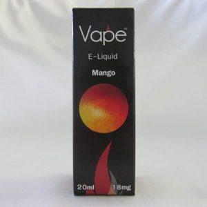 Vape Africa E-Liquid - Mango