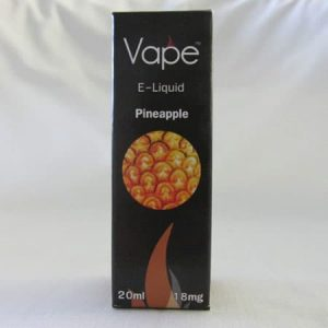Vape E-Liquid - Pineapple
