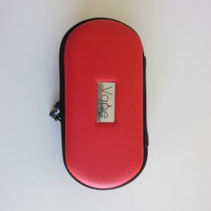 Vape E-Cigarette Carry Case - Red