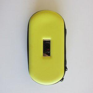 Vape E-Cigarette Carry Case Yellow