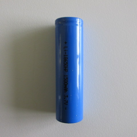 Battery suitable for E-Pipe, Maraxus & Vape Lambo.