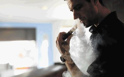Electronic cigarettes safer than tobacco