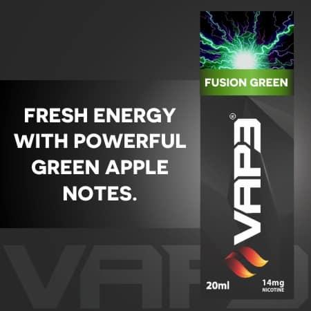 14mg Fusion Green