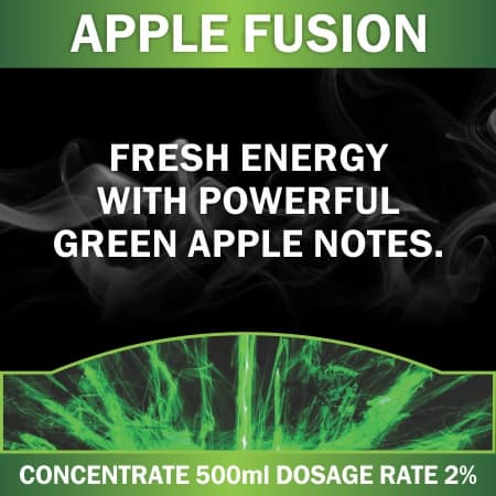 CONCENTRATE 500ML APPLE FUSION