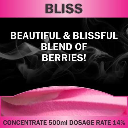 CONCENTRATE 500ML BLISS