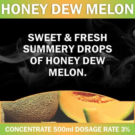 CONCENTRATE 500ML HONEY DEW MELON