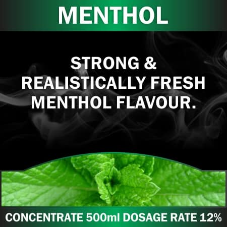 CONCENTRATE 500ML MENTHOL