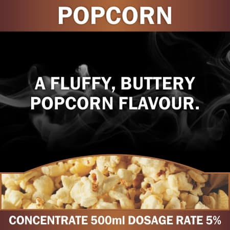CONCENTRATE 500ML POPCORN