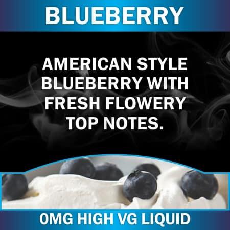 Blueberry 0mg