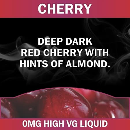Cherry 0mg 60ml