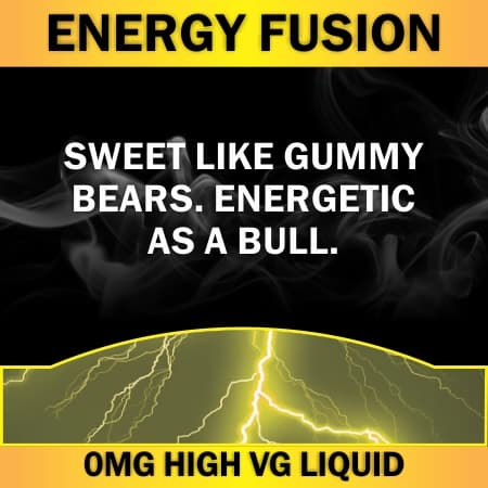 Energy fusion 0mg 60ml