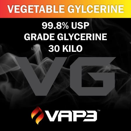 Vegetable Gylcerine 30KG 99.8% USP