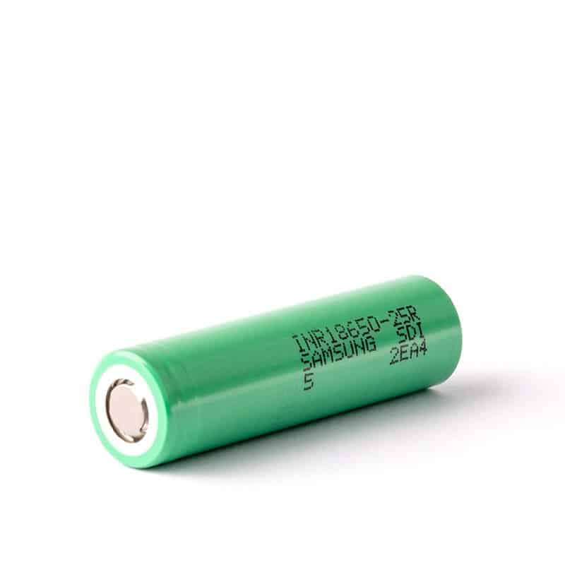 Samsung 25R Mod Battery Vapor Device InR18650-25R 2EA4