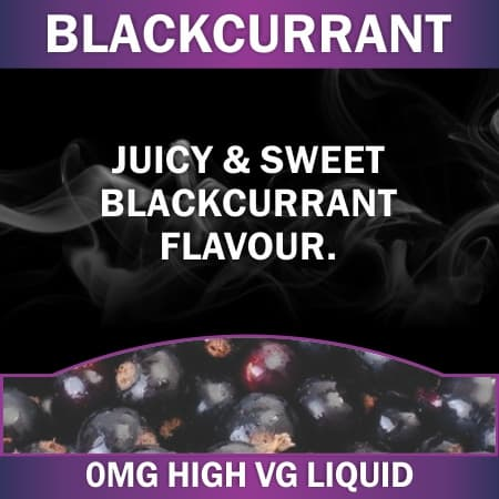 Blackcurrent 0mh 60ml