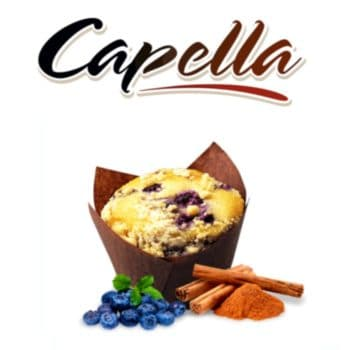 Capella Blueberry Cinnamon crumble - 20ml