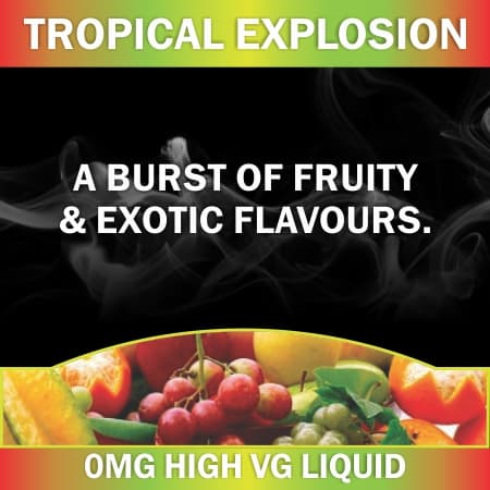 tropical explosion 0mg 60ml