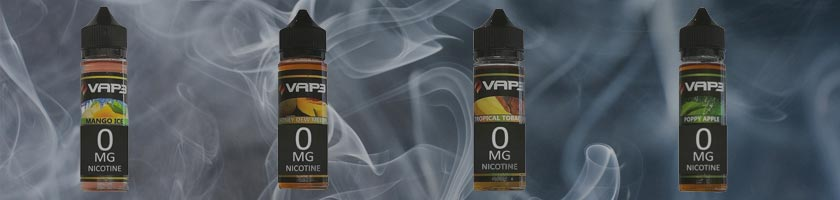 40% off all 0MG 60ML Direct Lung Vap3 Liquids!