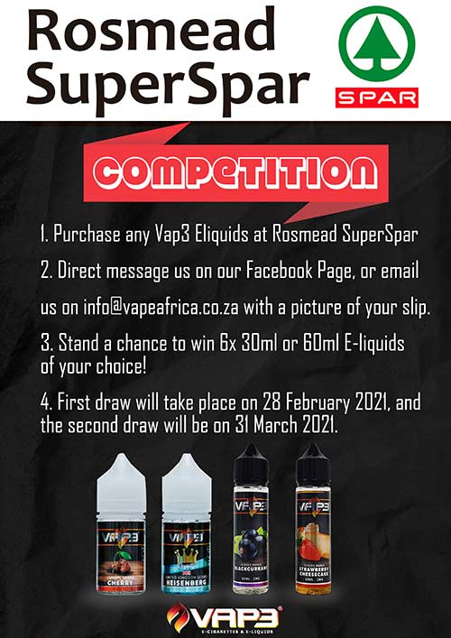 rosmead spar compitition