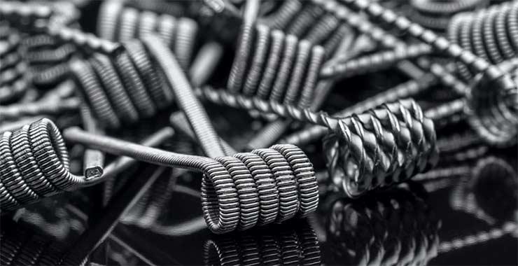vape coil materials